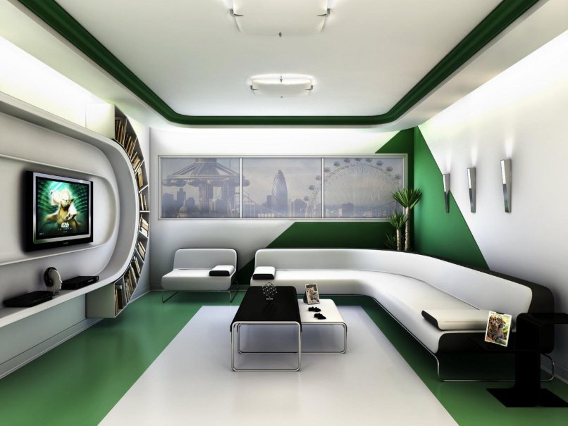 Tema atau Konsep Desain Interior Terbaik 1